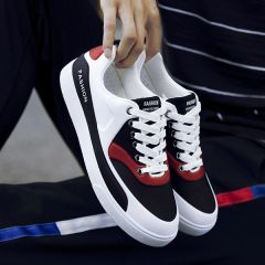 Stylish Contrast Color Casual Men Sneakers