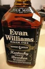 Evan Williams Straight Bourbon