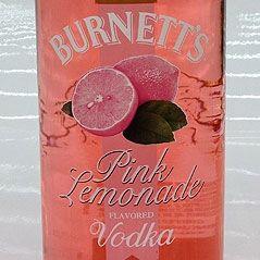 Burnetts Pink Lemonade