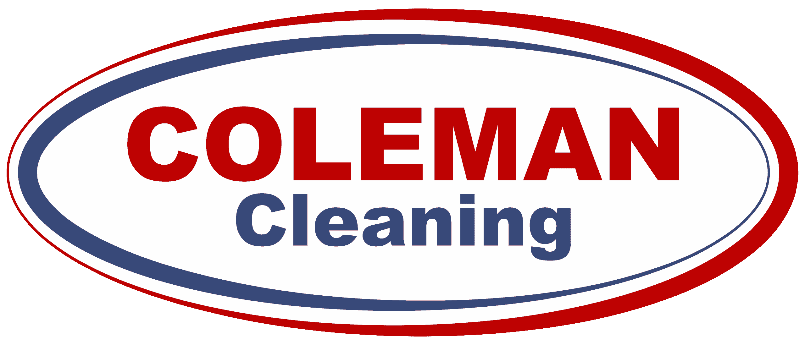 Coleman cleaning of Lincoln logo.
