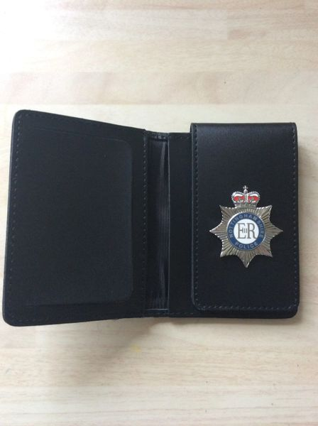 Nottinghamshire Police warrant card wallet -version 2