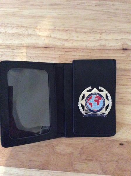 International Police Association Wallet