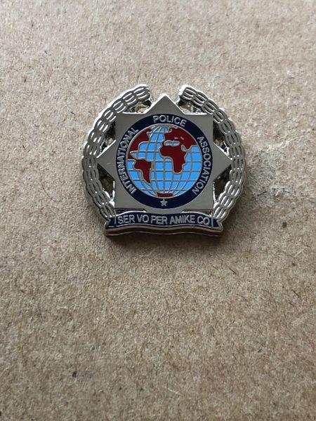 International Police Association Pin badge