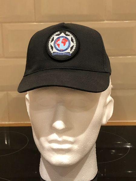 International Police Association badged Baseball cap
