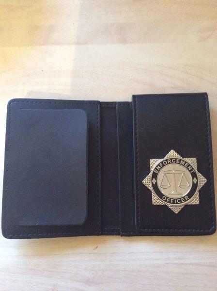 Enforcement Officer ID card wallet
