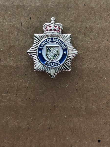 Lincolnshire Police pin / lapel badge