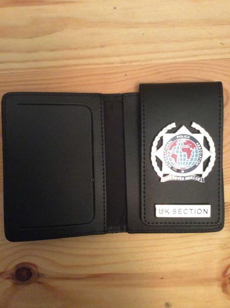 International Police Association wallet #2