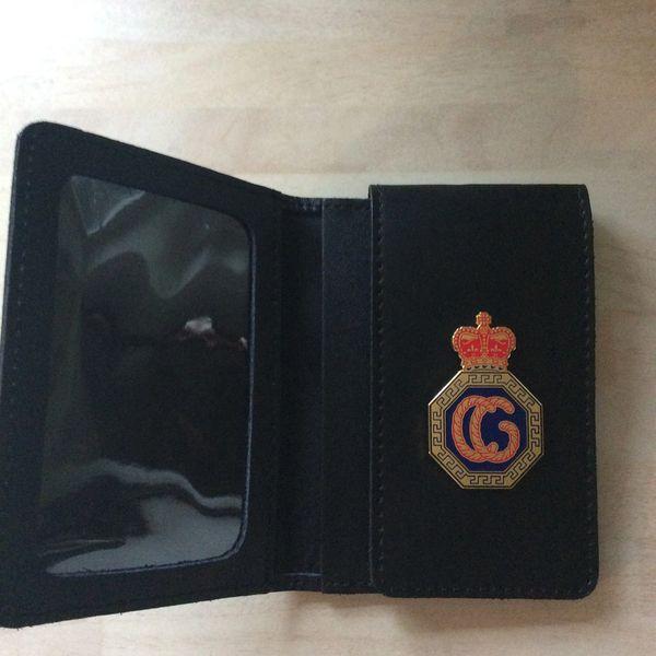 H.M Coastguard wallet