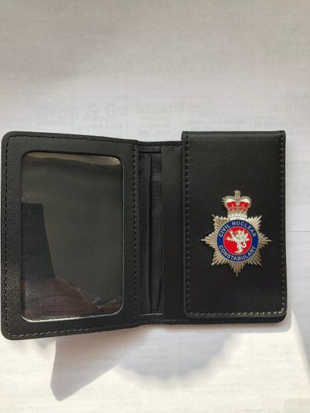 Civil Nuclear Constabulary wallet