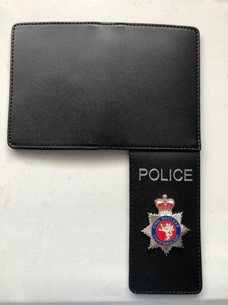 Civil Nuclear Constabulary wallet #2