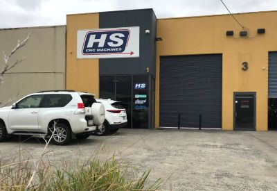 HS CNC Melbourne office
