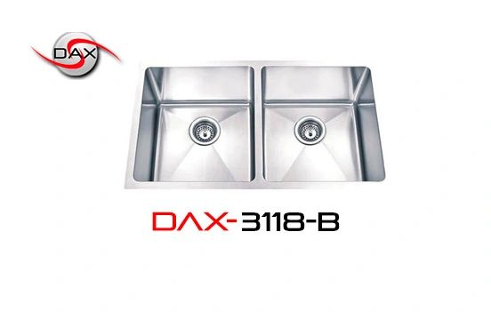DAX3118B Stainless Steel Sink