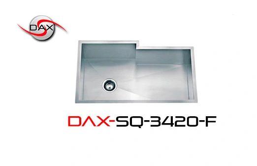 DAXSQ3420F Stainless Steel Sink