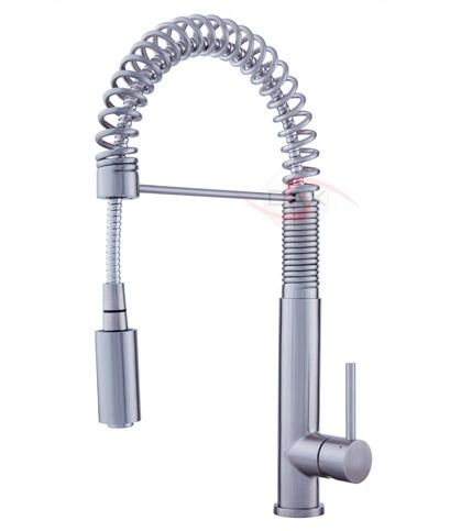 Kitchen Faucet Industrial Look DAX-S2141