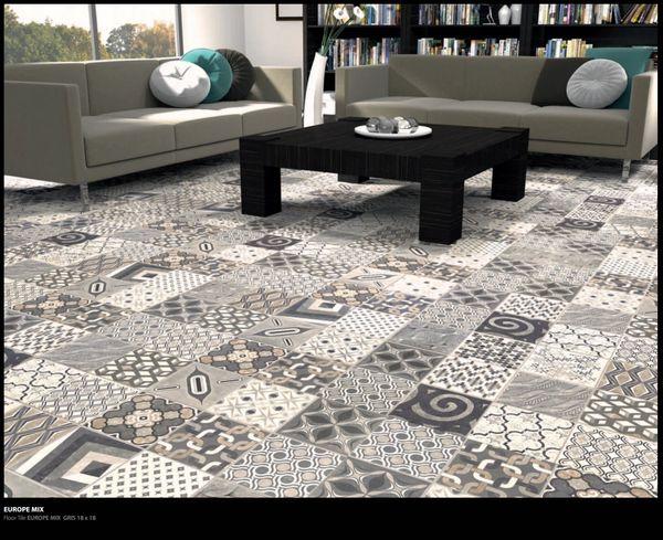 NATUCER Europe Mix Tiles