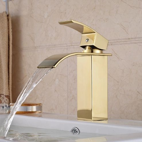 Basin Faucet CH/Gld/BN