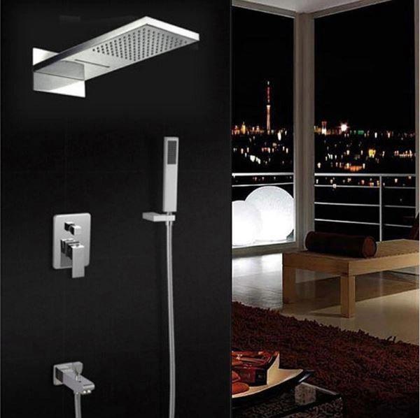 LUXURIOUS Shower Set CH