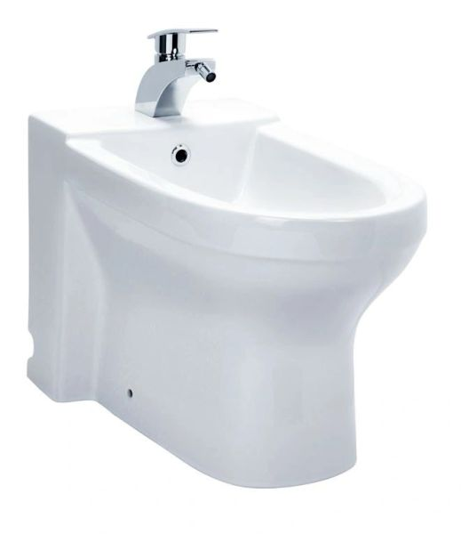AQUAMOON MODERN EUROPEAN BIDET WITH ELONGATED SEAT - TB1010