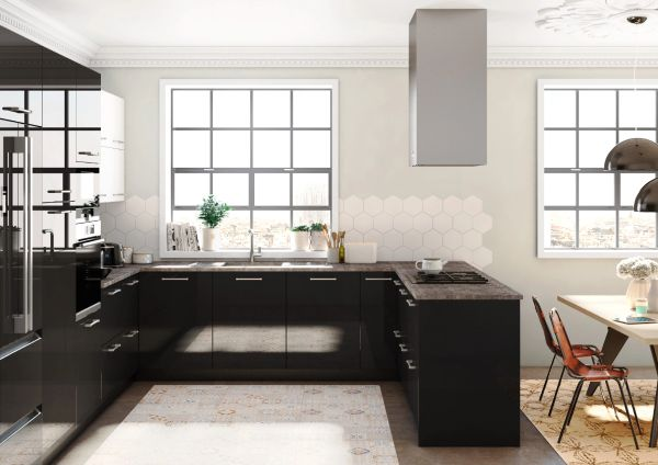 MATT COLLECTION Custom-Made KITCHENS DRIVEN BY EUROPEAN DESIGN
