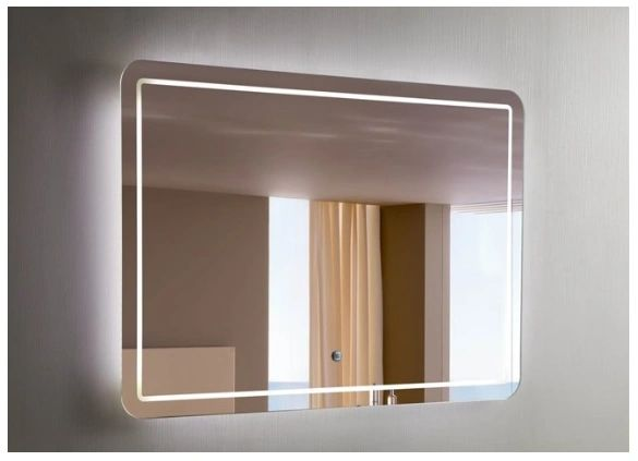 LED Wall Mirror 39""