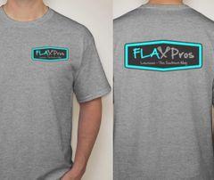 FLAX Pros Tee