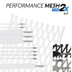 StringKing 2X Semi-hard Mesh Kit