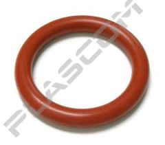 SAF CPM 15 O-Ring Silicone Red