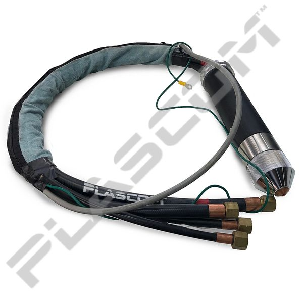 W000120710+X - SAF CPM-360 Torch Body with Mounting Sleeve and lead Assy. X**