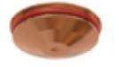 Kjellberg Hifocus 280i/360i/440i Percut440/450 - Swirl Gas Cap G4025 2.5 mm