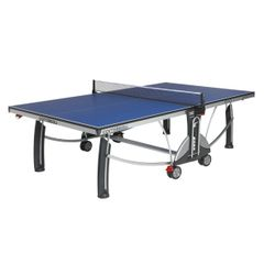 Cornilleau Sport 500 Indoor Ping Pong Table - Blue