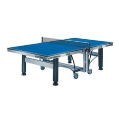 Cornilleau Competition 740 Indoor Ping Pong Table - Blue