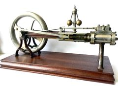 FINE Knight 1 hp Steam Jewelers Engine (sold)