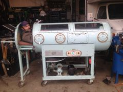 1954 New Old Stock Iron Lung