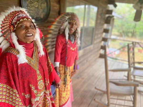 Hachotakni Yamassee Criik Tribe & Cherokee Keetoowah Nation Donate 2 Our Autochthon Indigenous Foundation :)