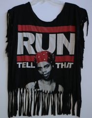 H2BN Ancient Ones Fringe RUN Tell That T-Shirt