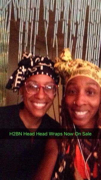 Happy 2B Nappy Headwraps Or Facial Scarf Mask