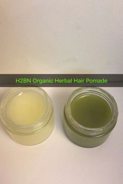 H2BN Organic Herbal Hair Pomade aka Hair Grease