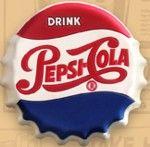 Pepsi Cola Magnets
