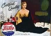 Pepsi Cola Postcard
