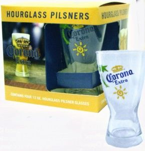 Corona Glass Set