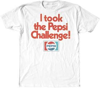 Pepsi Cola Shirt