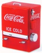 Coca Cola Kitchen toothpick Dispensor