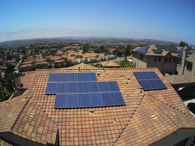 Residential solar array, Solar inspection
