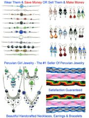460 PIECE GLASS LOT - NECKLACES EARRINGS BRACELETS