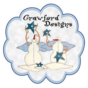 "Crawford Designs    "" Sewing Made Simple"" Patterns"