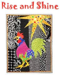 Applique patterns- Rise and Shine