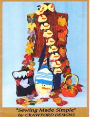 #141 Whimsical seasons ( scarves , purses ) kit