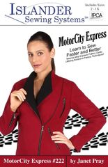 #222 Motorcity Express - tissue