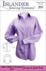 #227 Shirt Makets Express W- pattern