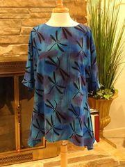 Side Kick ( blouse ) pattern
